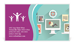0000080721 Business Card Template