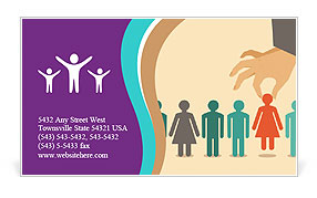 0000080725 Business Card Template