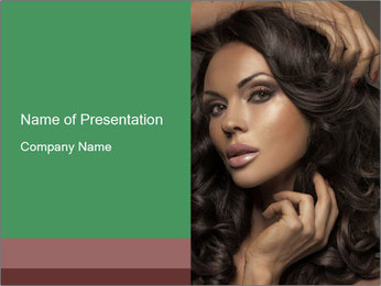 0000080726 PowerPoint Template - Slide 1