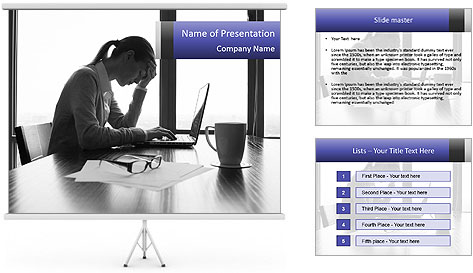 0000080737 PowerPoint Template