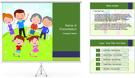 0000080741 PowerPoint Template