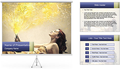 0000080748 PowerPoint Template