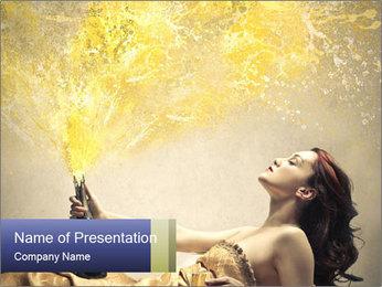 0000080748 PowerPoint Templates - Slide 1