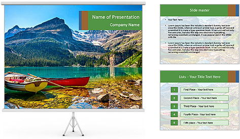 0000080750 PowerPoint Template