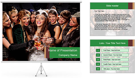 0000080754 PowerPoint Template