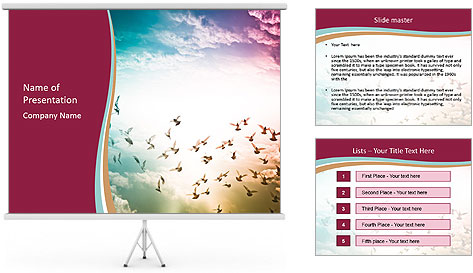 0000080755 PowerPoint Template