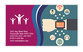0000080768 Business Card Template
