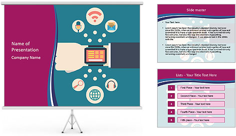 0000080768 PowerPoint Template