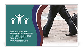 0000080769 Business Card Template