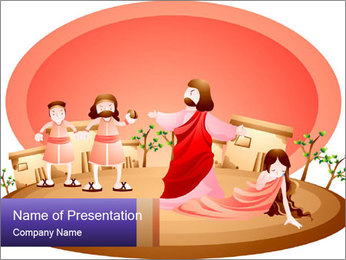 0000080774 PowerPoint Template - Slide 1