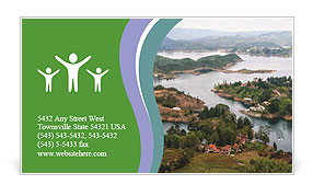 0000080778 Business Card Template