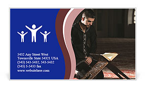 0000080782 Business Card Template