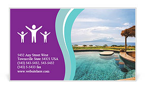 0000080807 Business Card Template
