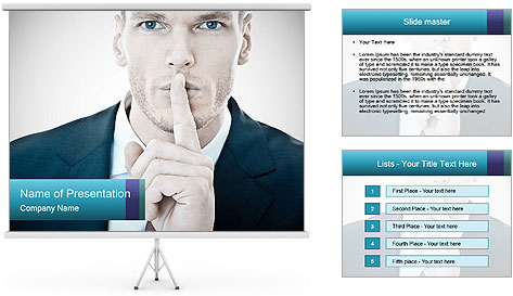 0000080808 PowerPoint Template
