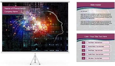 0000080812 PowerPoint Template