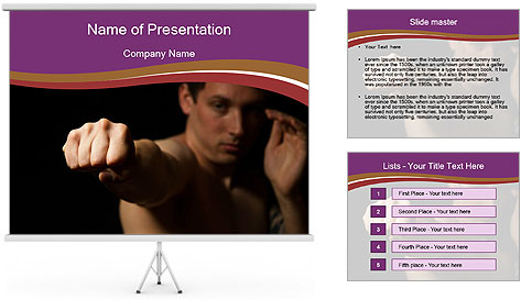 0000080814 PowerPoint Template