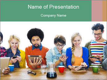 0000080818 PowerPoint Template - Slide 1