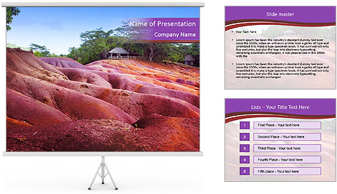 0000080819 PowerPoint Template