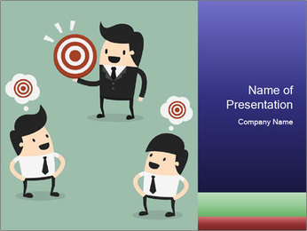 0000080829 PowerPoint Template - Slide 1