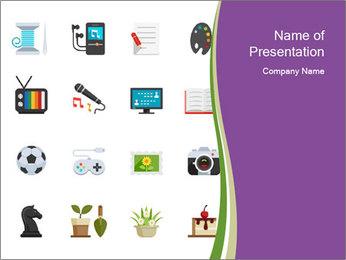0000080833 PowerPoint Template - Slide 1