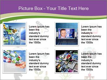 0000080833 PowerPoint Template - Slide 14