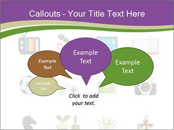 0000080833 PowerPoint Template - Slide 73