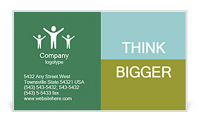 0000080841 Business Card Template