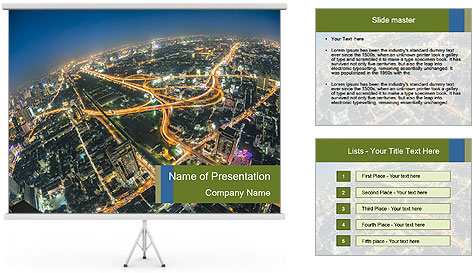 0000080843 PowerPoint Template
