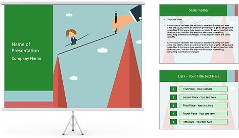 0000080854 PowerPoint Template