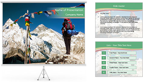 0000080866 PowerPoint Template