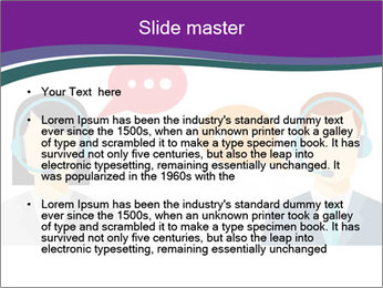 0000080871 PowerPoint Template - Slide 2