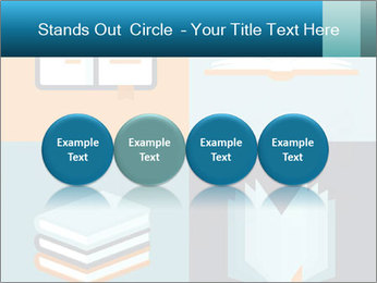 0000080877 PowerPoint Template - Slide 76