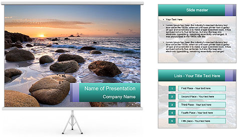 0000080878 PowerPoint Template