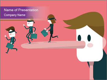 0000080884 PowerPoint Template - Slide 1