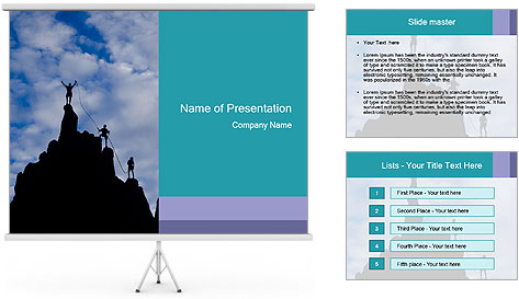 0000080893 PowerPoint Template