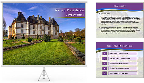 0000080915 PowerPoint Template