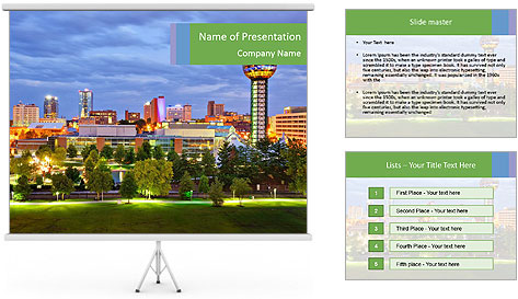 0000080919 PowerPoint Template