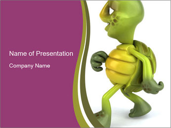 0000080922 PowerPoint Template - Slide 1