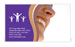 0000080923 Business Card Template