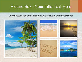 0000080927 PowerPoint Template - Slide 19