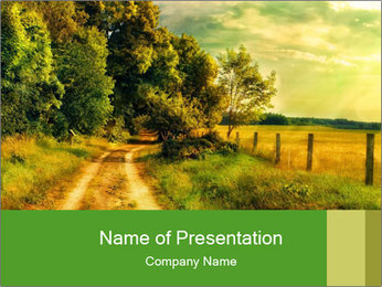 0000080956 PowerPoint Template - Slide 1