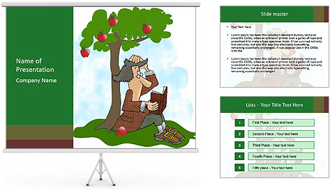 0000080972 PowerPoint Template