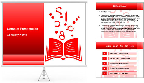0000080976 PowerPoint Template
