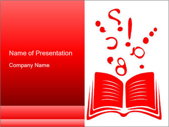 0000080976 PowerPoint Template - Slide 1