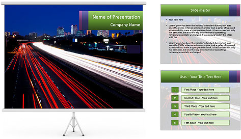 0000080977 PowerPoint Template