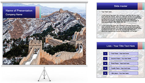 0000080984 PowerPoint Template