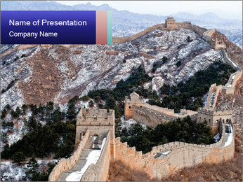 0000080984 PowerPoint Template - Slide 1