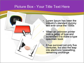 0000080986 PowerPoint Templates - Slide 17