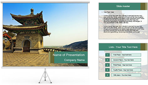 0000080995 PowerPoint Template