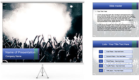0000081001 PowerPoint Template